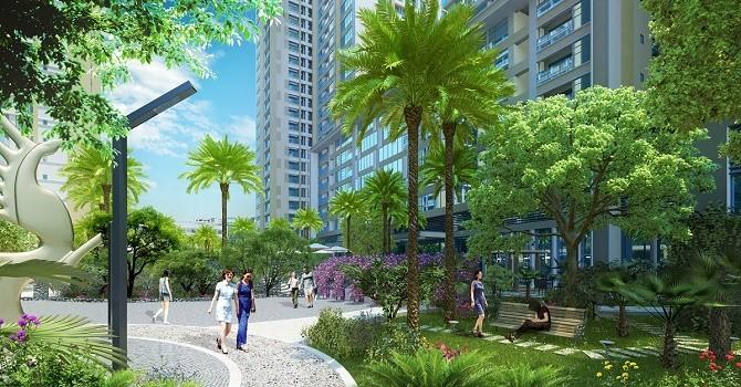 Imperia Garden, định nghĩa lại khái niệm về bất động sản cao cấp