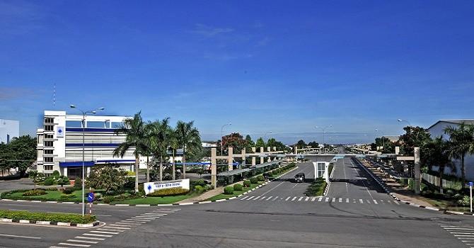 Khu công nghiệp hút vốn lớn từ Hồng Kông, Đài Loan