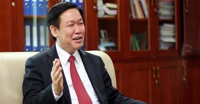 """Ông Vương Đình Huệ """"hiến kế"""" gọi vốn cho tỉnh Hà Nam"""