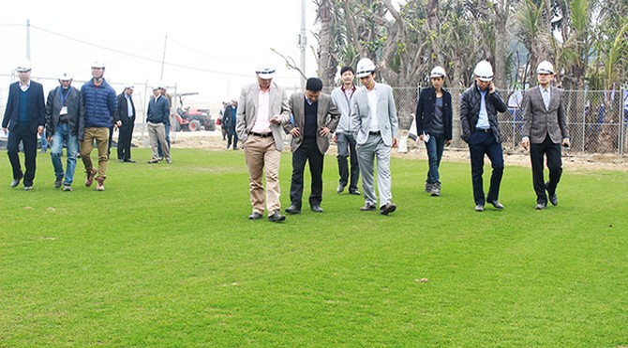 Quảng Bình muốn xây tổ hợp 10 sân golf