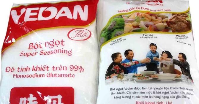 """Vedan """"kêu cứu"""", Việt Nam quyết định điều tra mặt hàng bột ngọt nhập khẩu"""