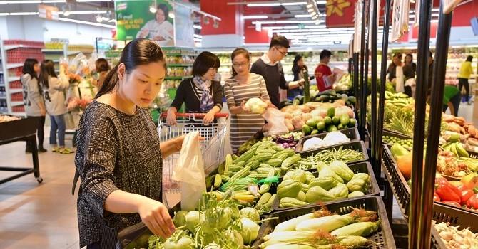 Hà Nội: CPI tháng 11 tăng nhẹ 0,04%