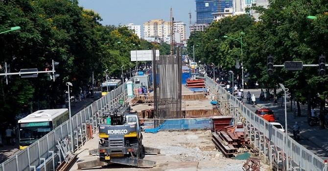 3 siêu dự án giao thông tại Hà Nội đã làm đến đâu?