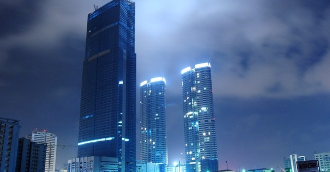Hà Nội: Giá thuê văn phòng tăng nhẹ