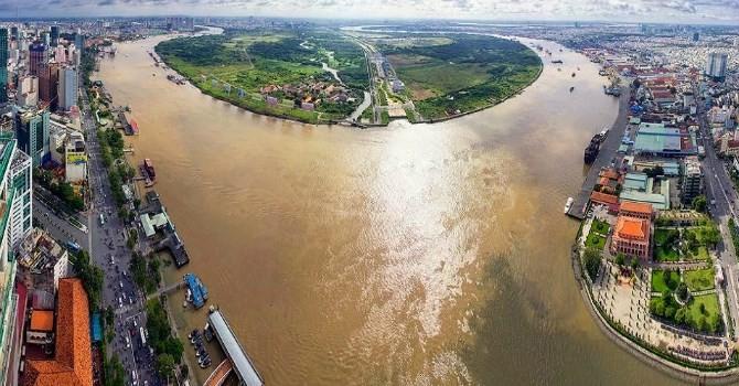 TP.HCM quy hoạch vùng sinh thái 150ha tại Thủ Thiêm