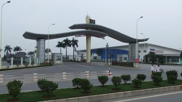 Hà Nội điều chỉnh cục bộ quy hoạch Khu công nghiệp Thăng Long