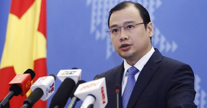 Phản đối Đài Loan đưa phóng viên ra đảo Ba Bình, Trường Sa