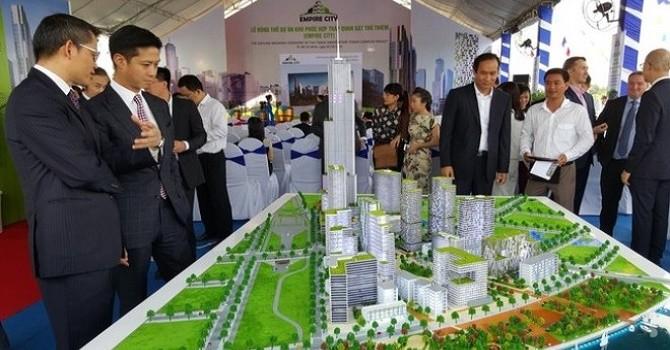TP.HCM: 9.000 căn hộ bán thành công trong quý I/2016