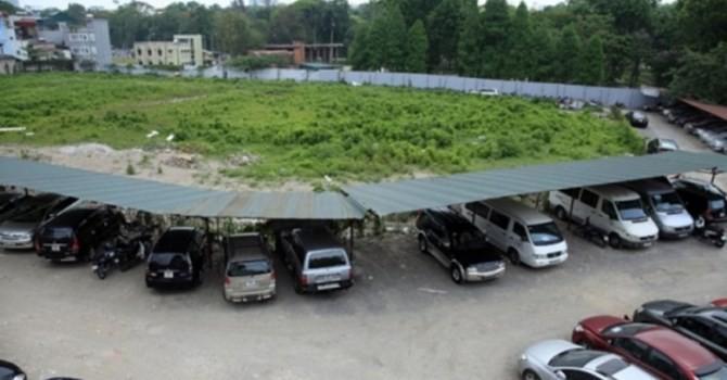 Hà Nội gọi vốn xây 7 trung tâm thương mại và 5 bãi đỗ xe nghìn tỷ
