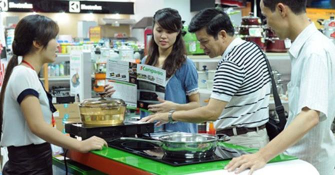 Thị trường bếp Việt Nam hiện nay