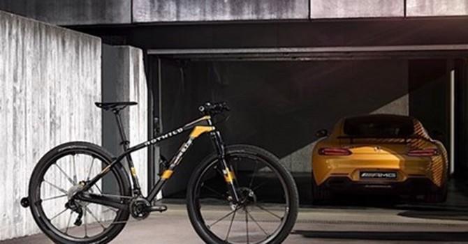 """Ngắm """"siêu xe đạp"""" Mercedes-AMG GT"""