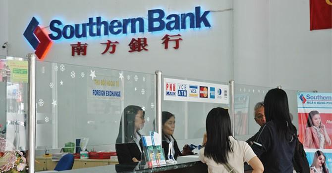 SouthernBank: Nợ xấu 2014 chiếm 5,89%
