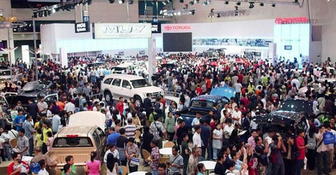 Thái Lan: Việt - Thái nên hợp tác về công nghiệp ôtô