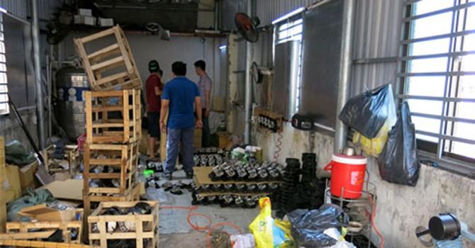 Sản xuất công tơ điện bằng... đồ ve chai