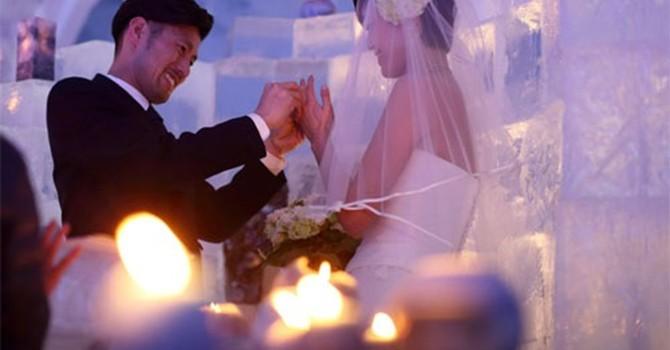 Kinh tế chậm phục hồi, Nhật ngày càng ít đám cưới