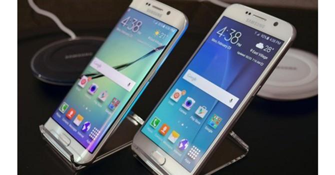 Samsung bỏ logo trên smartphone
