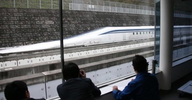 Tàu đệm từ trường Nhật lập kỷ lục tốc độ 600 km/giờ