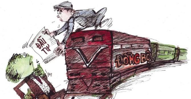 Đường sắt Việt Nam: Thu 400 tỷ, chi 2.000 tỷ đồng/năm