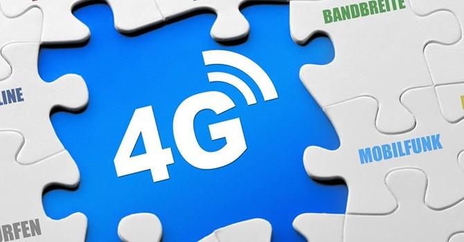 Đón sóng 4G