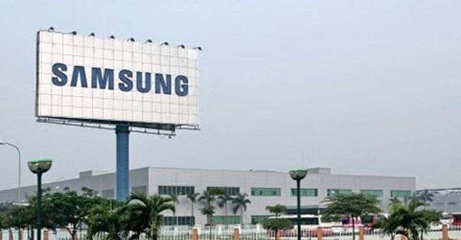 Dự án Samsung 1,4 tỷ USD được chấp thuận các ưu đãi
