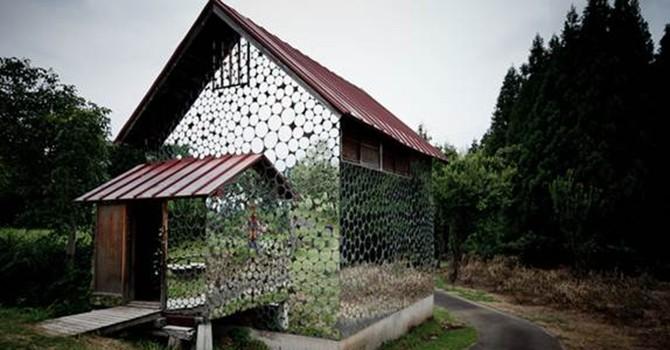 Những kiến trúc nhà gương tuyệt đẹp và ấn tượng