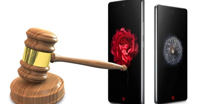 ZTE kiện Huawei, đòi dừng sản xuất Huawei P8