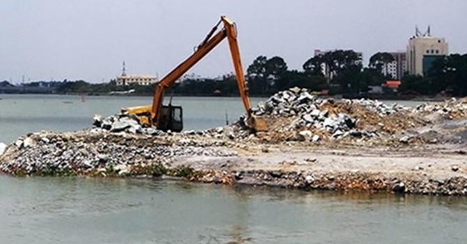 Dự án lấn sông Đồng Nai có nhiều thiếu sót