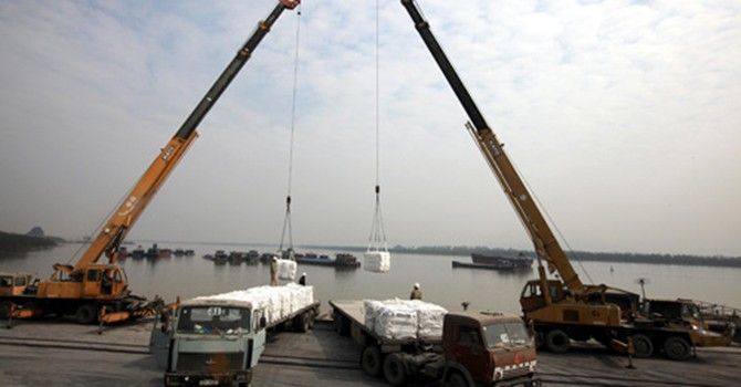 Xi măng cần chiến lược xuất khẩu dài hơi