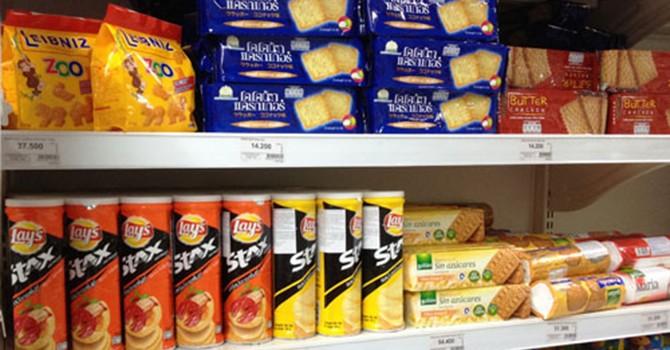 Bánh kẹo ASEAN phủ từ chợ đến siêu thị