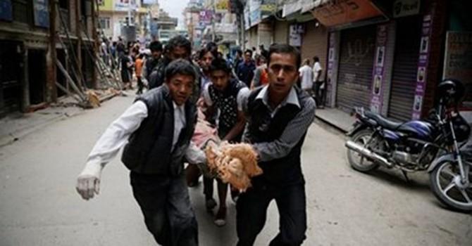 Chưa có tin người Việt thương vong trong động đất Nepal