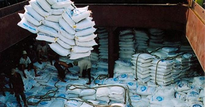 Bát nháo xuất khẩu gạo thơm