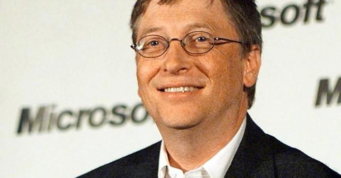 """Bill Gates – """"Gã khổng lồ"""" công nghệ"""