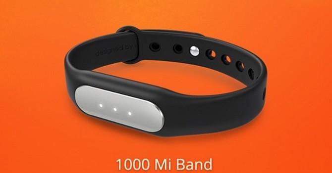 1.000 vòng đeo tay Mi Band bán sạch trong ... 7 giây