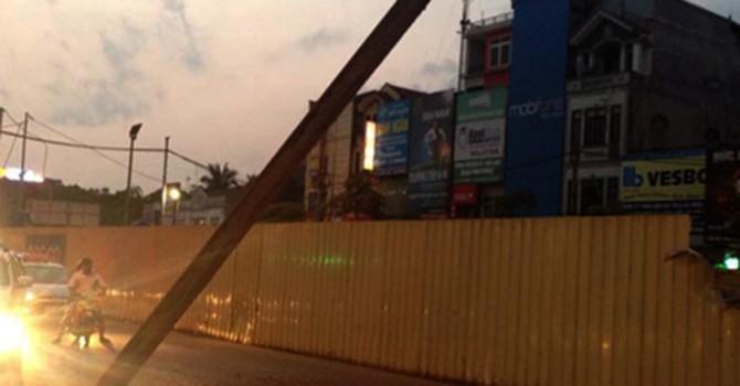Sau sự cố rơi dầm thép: Cấm nhà thầu phụ Inceco trong 1 năm
