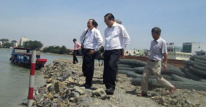 Đề xuất xóa sổ dự án lấn sông Đồng Nai