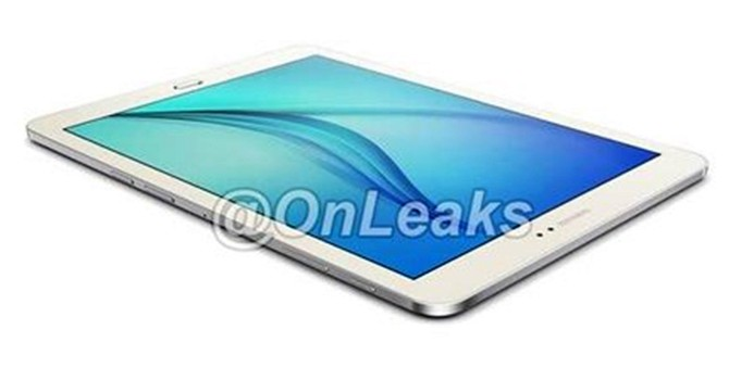 Rò rỉ hình ảnh Samsung Galaxy Tab S2