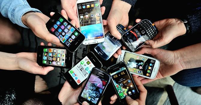 10 smartphone bán tốt nhất tháng 4/2015