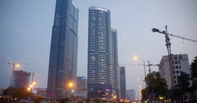 Quỹ đầu tư Qatar đồng ý chi 800 triệu USD mua tòa nhà Keangnam
