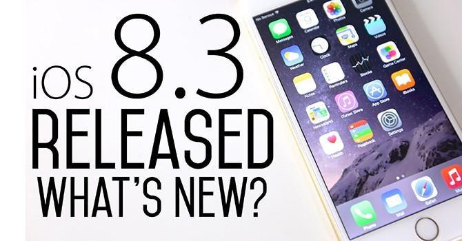 6 tính năng chỉ có thể tìm thấy trên iOS 8.3
