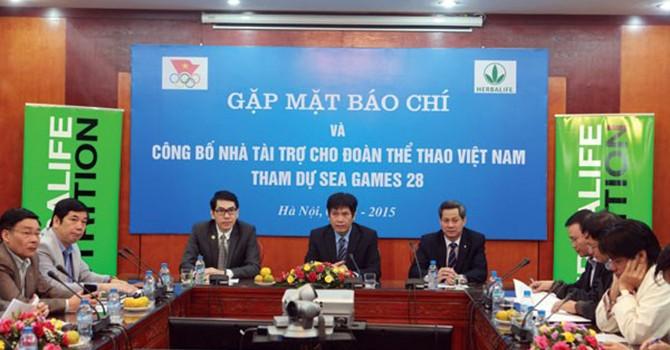 Herbalife tiếp tục đồng hành cùng thể thao Việt Nam