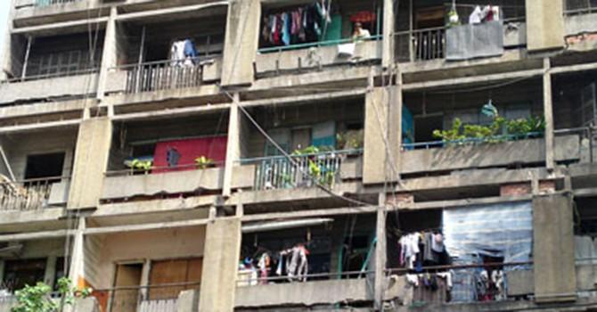 TP. Hồ Chí Minh: Tiến độ xây mới các chung cư cũ còn chậm