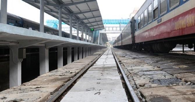Doanh nghiệp đường sắt sẽ được tham gia chọn nhà thầu
