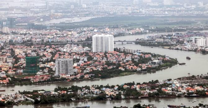 Nhà đầu tư Hà Nội chuộng bất động sản Sài Gòn