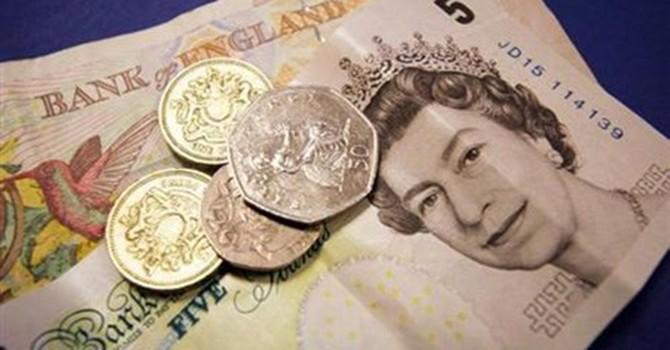 Nước Anh sẽ loại bỏ tiền mặt?