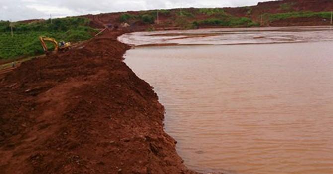 """Lo ngại bùn đỏ dự án bauxite """"đã được giải tỏa"""""""
