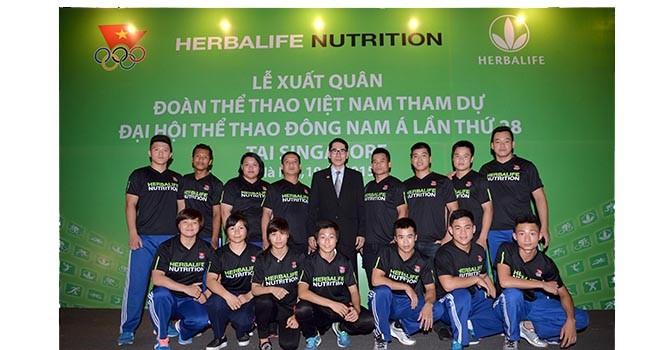 Dinh dưỡng khoa học đồng hành cùng thể thao Việt tại SEA Games 28