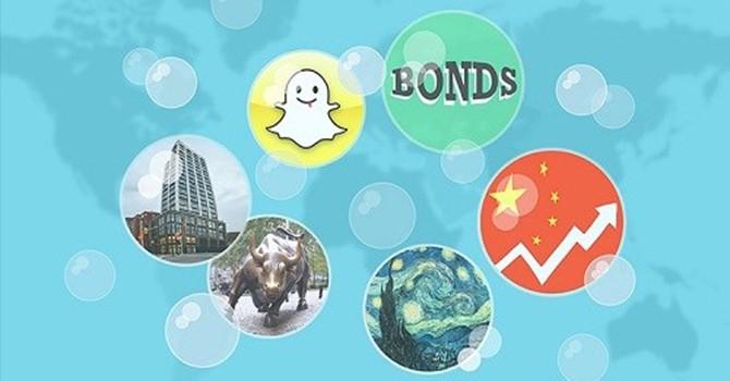 Trái phiếu, công ty khởi nghiệp và Trung Quốc: Bong bóng mới của kinh tế thế giới?