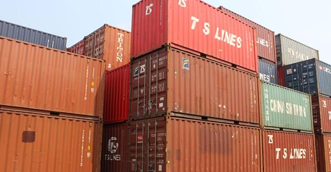 Doanh nghiệp muốn mua toàn bộ container tồn đọng ở cảng Hải Phòng