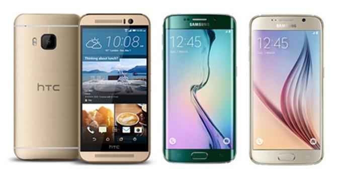 HTC, Samsung đều ế?