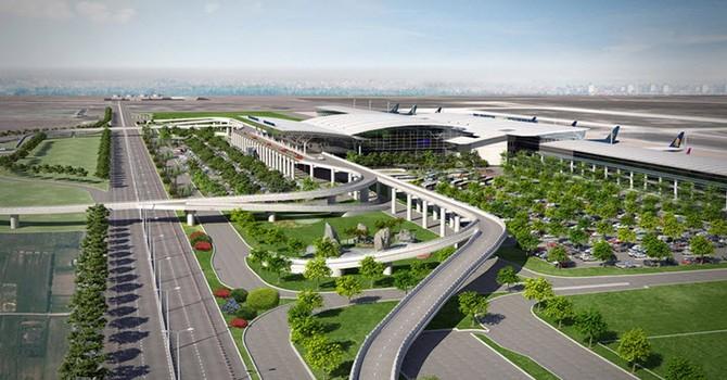 Dự án sân bay Long Thành đã được tiếp thu thế nào?